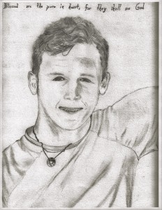 Drawing of Jimmy-Skyler Holmes