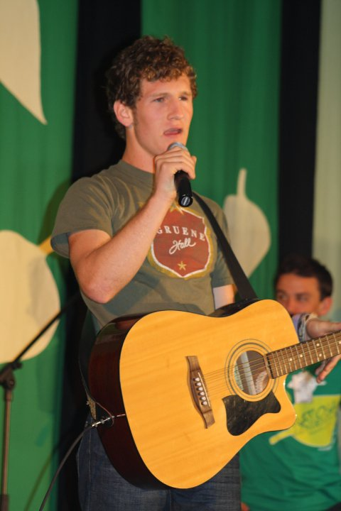 Jimmy Brazell- Teen Pact National Convention