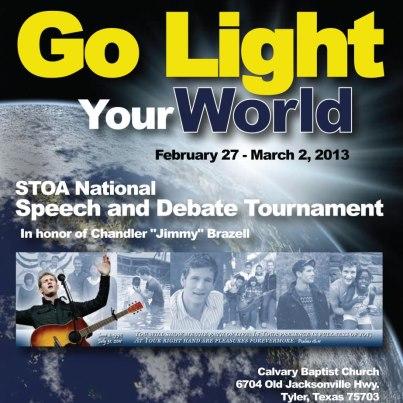 Go Light Your World 2013