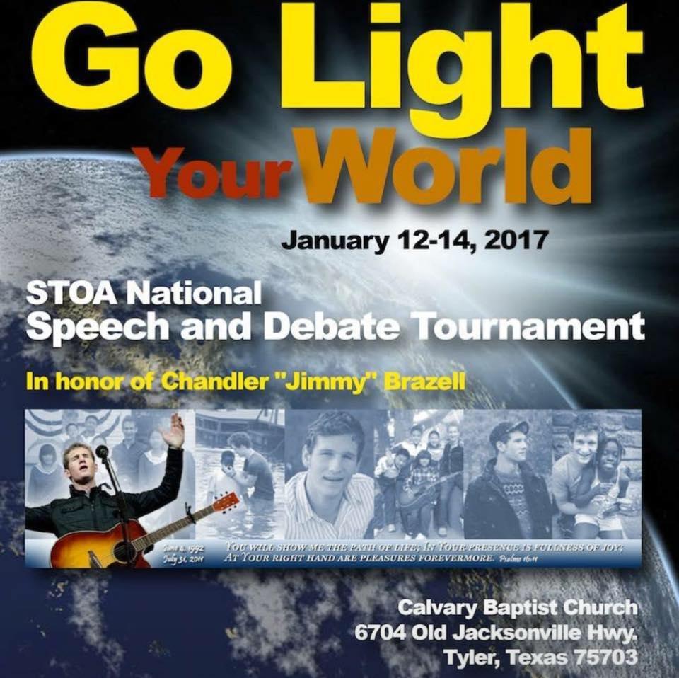 2017 Go Light Your World